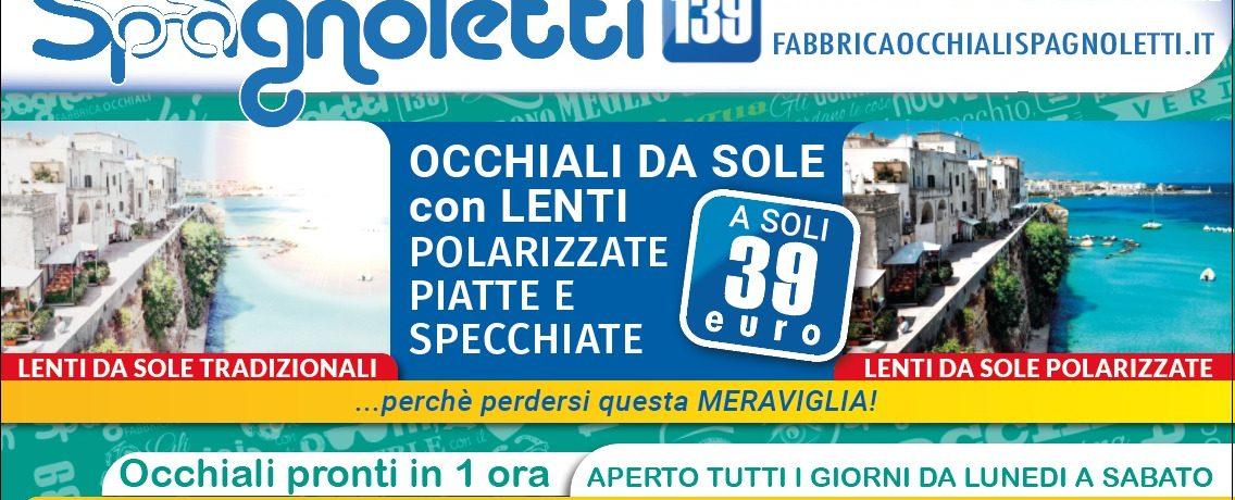 Promo: Occhiali da sole con lenti polarizzate piatte e specchiate a soli 39 euro